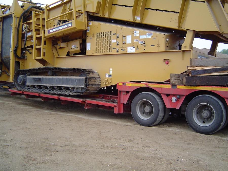 перевозка негабаритных грузов автотранспортом по России