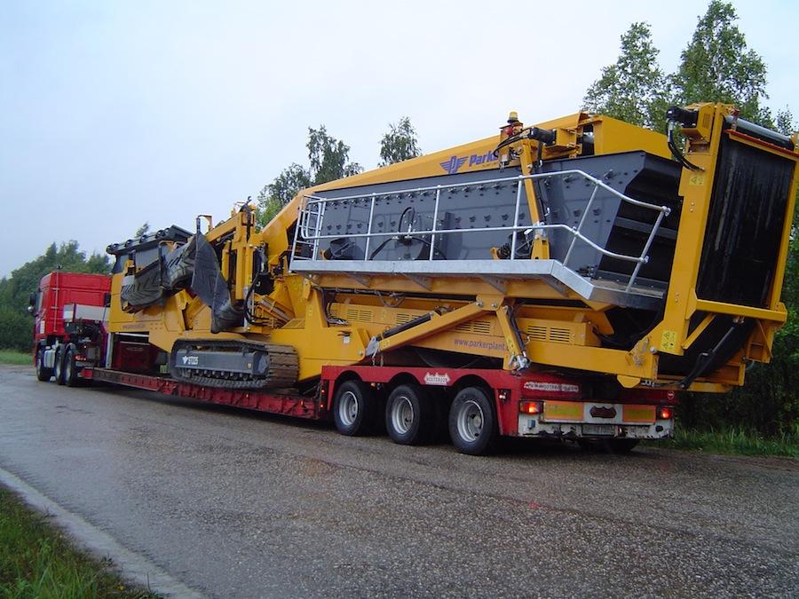 автомобильные перевозки негабаритных грузов по России